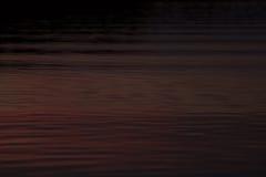 refleksja nad wodą Obrazy Royalty Free
