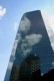 refleksje budynków obraz royalty free