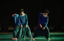 Reflektera denflygtur breakdancing-universitetsområdet dansen Royaltyfria Foton