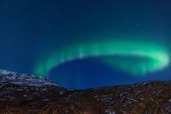 Reflektera för norrsken (nordliga lampor) Royaltyfri Fotografi