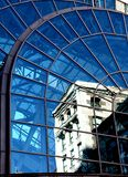 Reflekterande exponeringsglas Arkivbilder