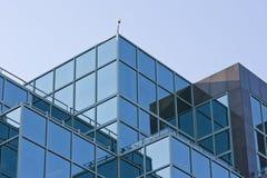 Reflektierende Geometrie Stockfotos