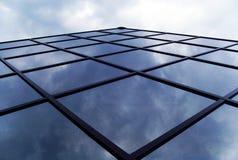 Reflektierende Oberfläche Stockfoto