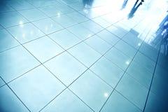Reflektierender Fußboden Lizenzfreie Stockfotos
