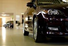 reflektor samochodów na drugą Zdjęcia Stock