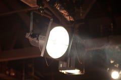 Reflektorljus Royaltyfri Foto