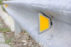 Reflektorverkehrssperre Lizenzfreie Stockbilder