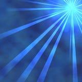 reflektory słońce ilustracja wektor