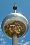 Reflesion del islote de Gulangyu Foto de archivo libre de regalías