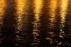 Reflexão clara Foto de Stock