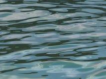 A reflexão da água fotografia de stock