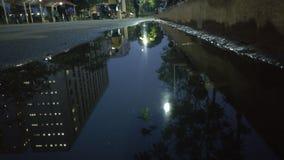 Reflexão da água Imagem de Stock Royalty Free