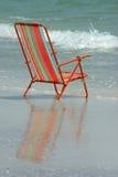 Reflexão da cadeira Foto de Stock