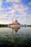 Mesquita de Putra Imagem de Stock Royalty Free