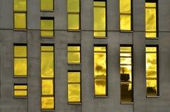 Reflexão de luz imagem de stock royalty free