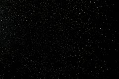 Reflexão de luz na água que olha como estrelas ilustração royalty free