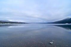 Reflexão de McDonald do lago Foto de Stock