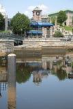 Reflexão de Providence Imagens de Stock Royalty Free