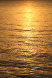 Reflexão de Sun Foto de Stock Royalty Free