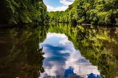 Reflexão de Swatara Fotos de Stock Royalty Free