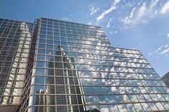 Reflexão de Toronto. Foto de Stock