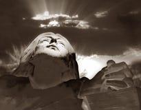 Reflexão divina Fotos de Stock