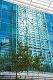 Reflexão do edifício Imagem de Stock