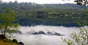 Reflexão do lago Fotos de Stock