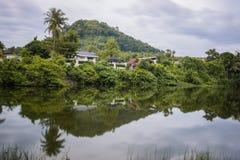 Reflexão do lago Imagem de Stock Royalty Free