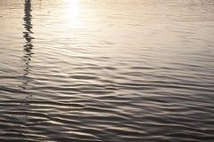 Reflexão do rio Imagens de Stock