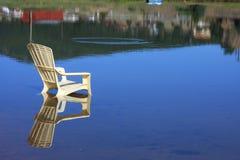 Reflexão do verão Fotografia de Stock Royalty Free
