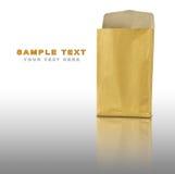 Reflexão dos sacos de papel Imagem de Stock