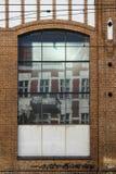 Reflexão em Berlim velha Imagens de Stock Royalty Free