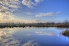Reflexão holandesa Fotos de Stock