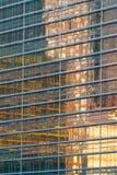 Reflexão impetuosa Fotografia de Stock