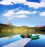 Lago Fotografia de Stock Royalty Free