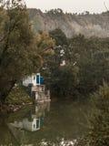 Reflexão Romênia da casa fotos de stock