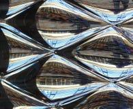 reflexões imagens de stock