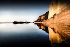 Reflexões Fotografia de Stock