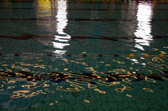 Reflexões da água Imagem de Stock Royalty Free