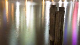 Reflexões da água Imagens de Stock Royalty Free