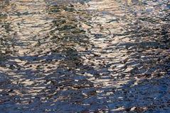 Reflexões da água fotografia de stock royalty free