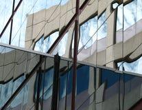 Reflexões da alta tecnologia Foto de Stock Royalty Free