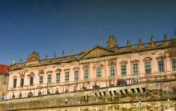 Reflexões da arquitetura Imagens de Stock Royalty Free
