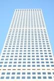 Reflexões da skyline em Denver Foto de Stock