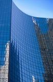 Reflexões de Chicago Fotografia de Stock