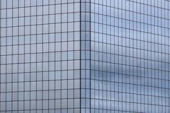 Reflexões do edifício Imagem de Stock Royalty Free