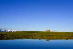 Reflexões quietas da manhã Fotos de Stock