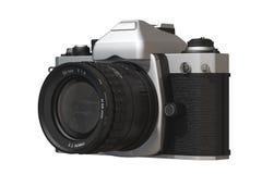 Reflex analog camera Royalty Free Stock Photography