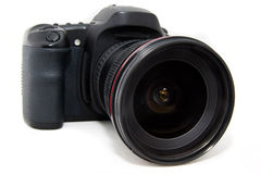 Reflex camera Royalty Free Stock Photo